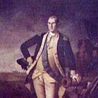 Washington at Valley Forge, Full-Length Portrait.