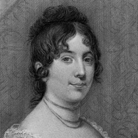 Mrs. James Madison, from an original picture by Gilbert Stuart in possession of Richard Cutts, Esq. M.D., Washington, D.C., between 1804 and 1855.