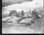 Gunston Hall, aerial view, Mt. Vernon (near), VA