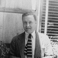 Writer F. Scott Fitzgerald Was Born September 24, 1896