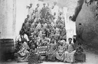 King Kobina of Elmina, Ghana