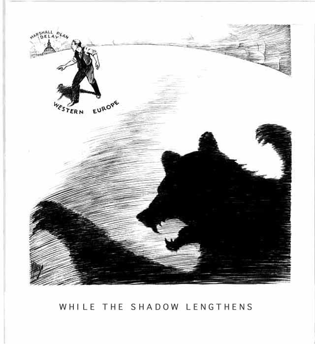 While the Shadow Lengthens
